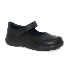 Zapatos Escolares Hush Puppies Tomasita Ii Negro