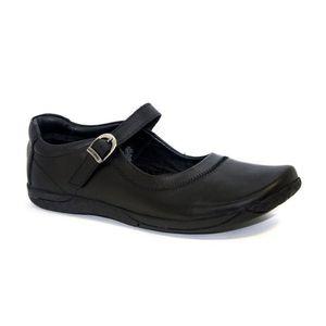 Zapatos Escolares Hush Puppies Helenita Iv Negro
