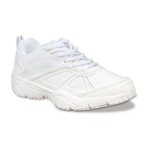Zapatillas Escolares Hush Puppies Runner Laces Blanco