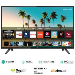 "Televisor PHILIPS LED 43"" FHD Smart TV 43PFD5813"