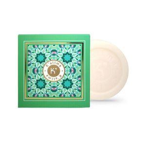 Jabón Artesanal Mandala Té Verde