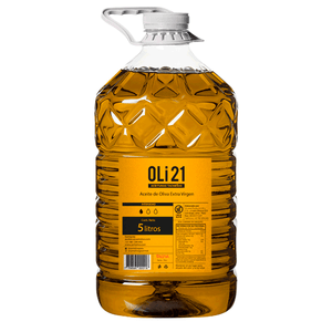 Aceite de oliva extra virgen 5 litros OLI21