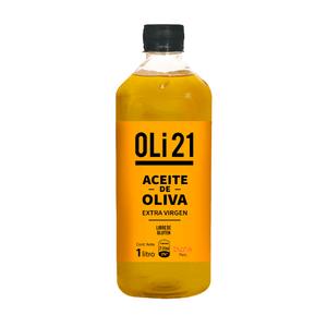 Vidrio Aceite de oliva extra virgen 1 litro OLI21