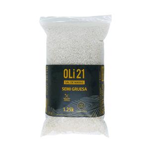Sal de Maras Semigruesa 1.25 kilos OLI21