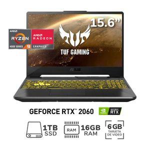"Laptop 15.6"" FX506IV-HN234T Ryzen 9 4900H 1TB SSD 16 GB RAM 6GB Video"