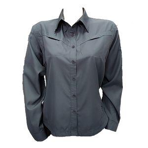 Blusa Rapel - cuello camisero