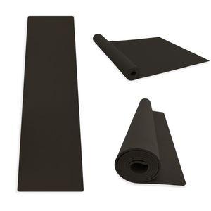 Mat Colchoneta de Ejercicio Sunset Board Yoga Negro