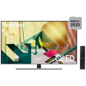 Televisor SAMSUNG LED 65'' QLED Smart TV QN65Q70TAGXPE