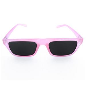 Lentes de sol cuadrados diseño rosado Flamingo Warhol Blinders Unisex