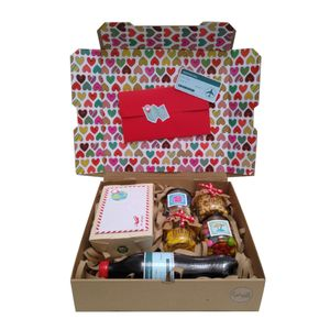 Box Regalo Ephrath Encomienda de amor