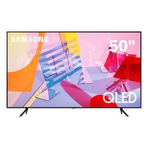 "Televisor Samsung QLED 50"" 4K Smart TV 2020 Q60T"