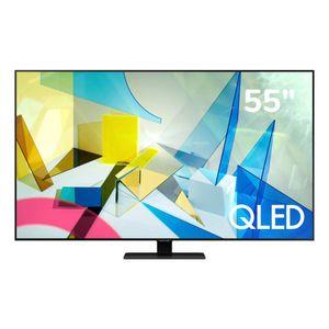 "Televisor Samsung QLED 55"" 4K Smart TV 2020 Q80T"