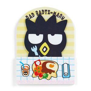 Sanrio - Libreta Memo Pad Badtz Maru Lunch