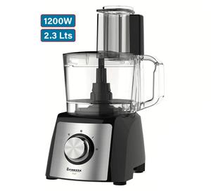 Procesador de Alimentos Finezza 1200W FZ-6120PR Negro/Inox
