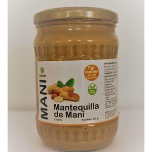 Mantequilla de Mani Inchik de 600 Gramos