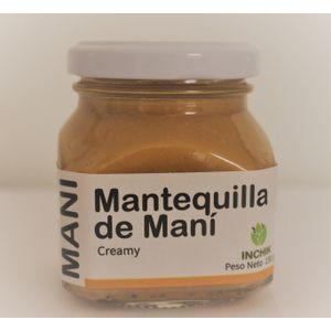 Mantequilla de Mani Inchik de 150 Gramos