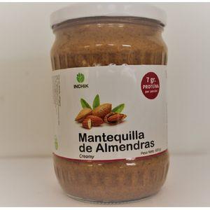 Mantequilla de Almendras Inchik de 600 Gramos