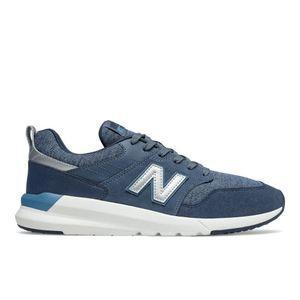 Zapatillas Urbanas New Balance Hombre Ms009Hf1 Azul