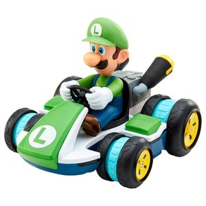 Carro a Control Remoto Nintendo Mini Luigi RC Racer Part