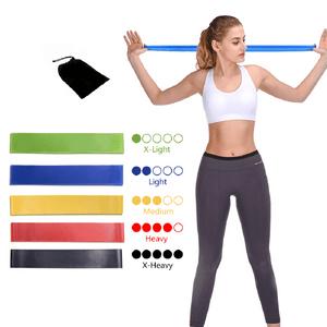 Bandas Elásticas Astmart Muscle 39800 Multicolor