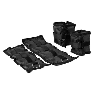 Pesas Tobilleras/Muñequeras con Peso de 2 kg
