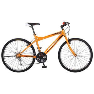Bicicleta Benotto Hombre Progression Aro 26 Naranja