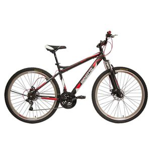 Bicicleta Benotto Hombre Ignition Aro 29 Negro Mate