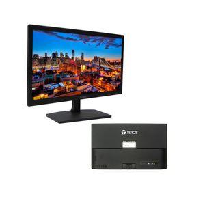 Monitor Teros TE3020N 19.5 Led 1600x900 Hdmi Vga Audio