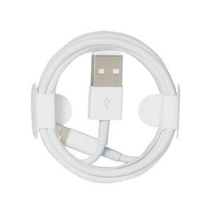 Cable 1 m Apple Lightning a USB iPhone 7/8/X/XR/11 iPad Suelto