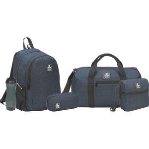 Megapack 835 Xtrem Set 5 Pcs Melange Kin Blue