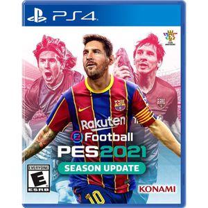 Juego Ps4 Pro Evolution Soccer Pes 2021 Season Update