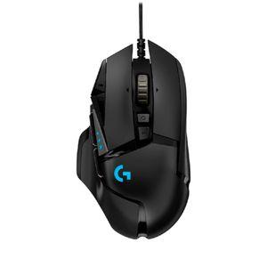 Mouse Logitech Gaming G502 Hero RGB Black