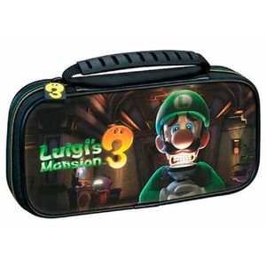 Estuche Nintendo Switch Lite Game Traveler Deluxe Travel Case Luigi Mansion 3