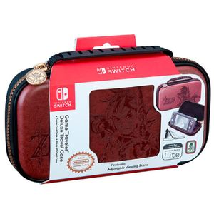 Estuche Nintendo Switch Lite Game Traveler Deluxe Travel Case Zelda