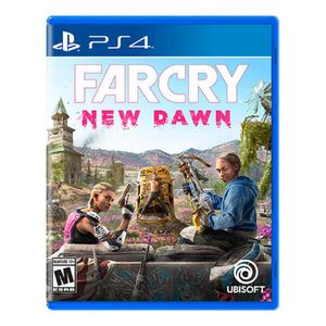 Videojuego PS4 Far Cry New Dawn