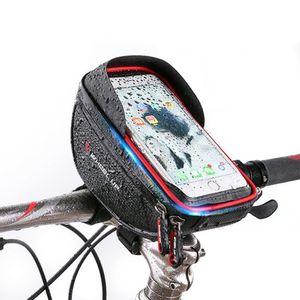 Holder con bolso Wheel Up para bicicleta