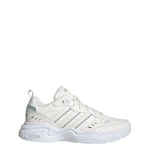 Zapatillas Urbanas Adidas Mujer Strutter Blanco