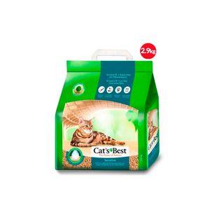 Arena para Gatos - Cats Best Sensitive 2.9 kg