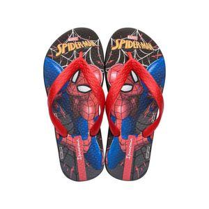 Sandalias Spiderman Niño 2GVB42 Negro