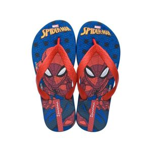Sandalias Spiderman Niño 2GVB69 Azul/Rojo