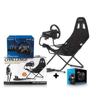 Combo Simulador Playseat 2020 + G29 + Shifter
