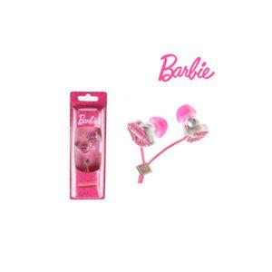 Audifono Barbie Glamtastic Earbuds Rosado - 11559-Ht