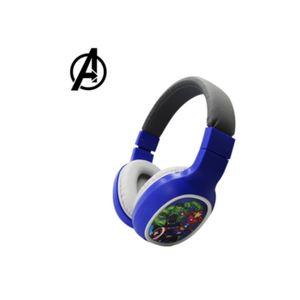 Audífonos Vivitar Teen Cap con micrófono HP5-03043-BP-ESP