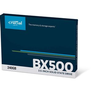 Disco Duro Sólido SSD Crucial BX500 240gb