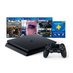 Consola Playstation 4 Hits Bundle 5 1Tb