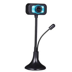 Cámara Web USB 1080P con Micrófono