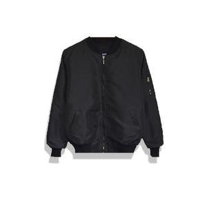 Casaca Dexmen Bomber Jacket Negro