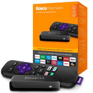 Roku Premiere HD 4K HDR Streaming Tv Alexa y Google Assistant