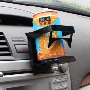 Pack X2 Holder Para Celular Con Porta Vaso Botella Lata Para Auto