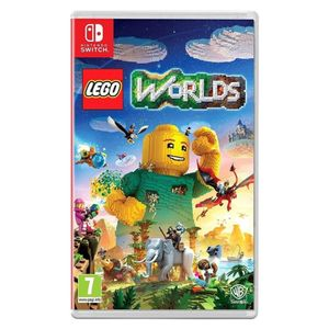 Juego Nintendo Switch Lego Worlds